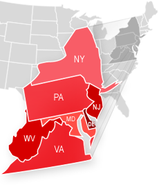 Alpaca farming in the Mid-Atlantic States
